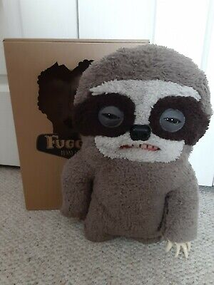 $ CDN44.40 • Buy Fuggler Fuzzy Sloth With Box