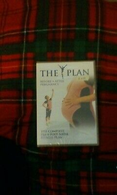 The Y Plan - Before And After Pregnancy (DVD, 2005) • 3.99£