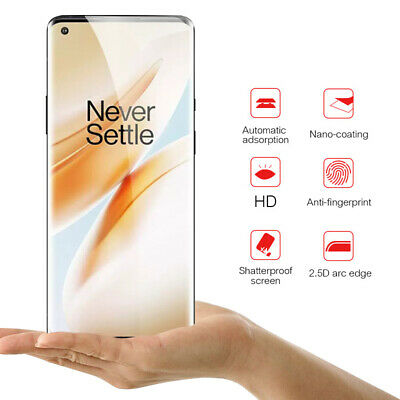 AU2.53 • Buy Screen Protector For Oneplus 9 Pro Nord N100 5G 8T 6T 6 7T Pro 5T Hydrogel Film