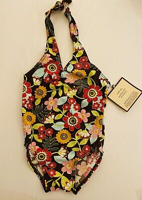 Baby Girl, Bathing Suit, Baby Gap, UV Protection, 3-6 Months, Floral Print • 3.25£