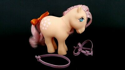 AU32 • Buy Peachy Pony From Pretty Parlour G1 Vintage My Little Pony With Accessories