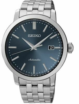 $ CDN233.24 • Buy Seiko Automatic SRPA25 Blue Dial Stainless Steel Men's Watch