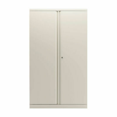 Bisley 2 Door 1570mm Cupboard Empty Chalk White KF78713 • 359.89£