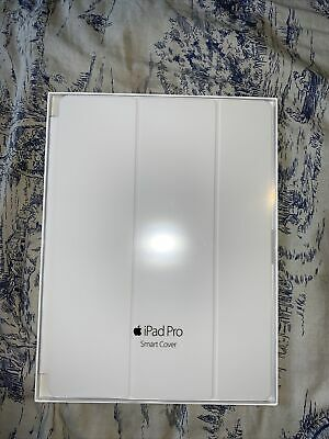Genuine / Official Apple MLJK2ZM/A Smart Cover For IPad Pro 12.9  - White NEW • 9.50£