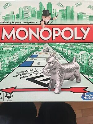 Monopoly Classic Board Game From Hasbro Gaming • 25£