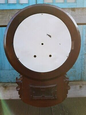 American Wall Clock Case For Restoration • 50£