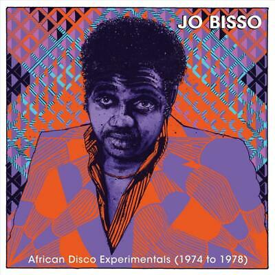 Jo Bisso – African Disco Experimentals (1974 To 1978) (New_12 )  Disco Funk • 27.82£