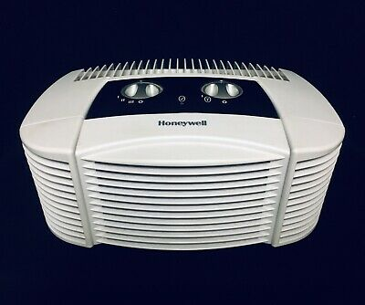 HONEYWELL PLATINUM AIR PURIFIER, Model 16200, Pre-owned, & 3 Replacement Filters • 56£