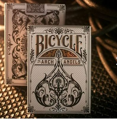 Bicycle Poker Playing Card Deck Genuine Archangels Uspcc Theory 11 • 7.49£