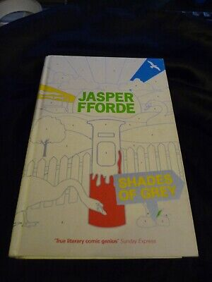 Shades Of Grey By Jasper Fforde (Hardback, 2010) • 5.25£