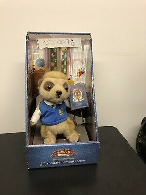Bogdan Meerkat Soft Toy Compare The Market Boxed • 0.99£