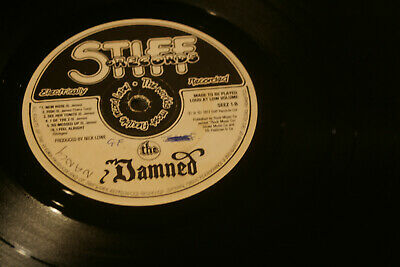 £40 • Buy The Damned Seez 1 Uk First Vinyl Lp