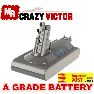 AU89.95 • Buy Replacement Battery For Dyson Cyclone V10 206340 969352-02 SV12 Handheld Vacuum