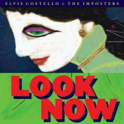Elvis Costello & The Imposters - Look Now [New & Sealed] Digipack CD • 3.49£