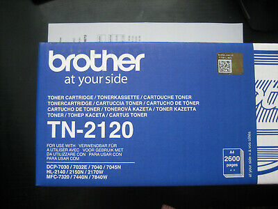 Original Brother Toner TN-2120 New Product Packaging HL-2140 HL2140 Boxed • 70.93£