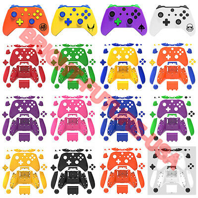 $15.95 • Buy US Full Shell Case Cover Buttons Custom Mod Kit Replacement For Xbox One S Slim