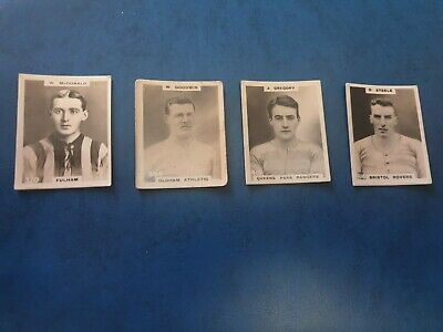 Godfrey Phillips Pinnace Football Cards 1922~w. Goodwin Oldham Athletic#0384~f/p • 4.99£