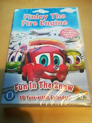 £2.49 • Buy Finley The Fire Engine : Fun In The Snow  DVD (2009) New Sealed