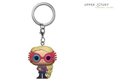 Harry Potter Luna Lovegood Pocket Pop Keychain Funko EXPERT PACKAGING • 7.23£