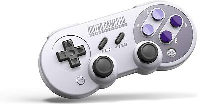 AU90.65 • Buy 8Bitdo SN30 Pro Controller Windows MacOS Android Compatible With Nintendo Switch