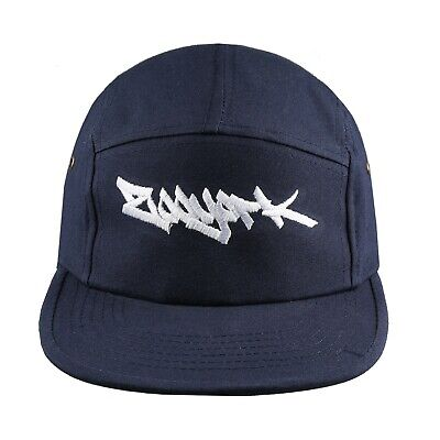 Zoo York Mens - Tag Embroidery - Cap - Navy • 9.99£