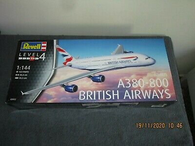 1/144  REVELL  AIRBUS  A380-800 BRITISH AIRWAYS    (03922)  904g • 18.99£