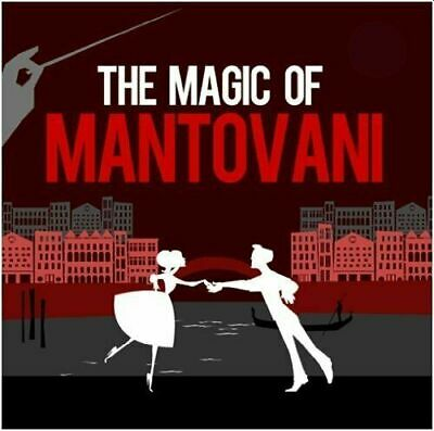 The Magic Of Mantovani [New & Sealed] CD • 5.99£