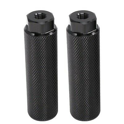 LIOOBO 1 Pair Bycicle Pedal Bike Sturdy Cylinder Seat Axle Stunt Pegs Mountai... • 25.39£