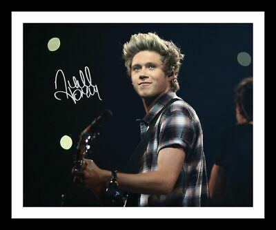 £15.99 • Buy Niall Horan Autograph Signed & Framed Photo 1