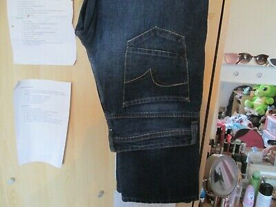 Lee Cooper East London 36 Waist 32leg Bootcut Great Condition Hard To Get • 10£