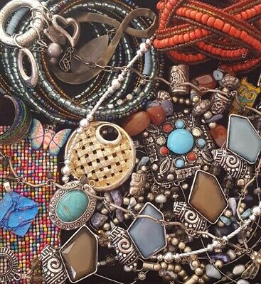 $ CDN27.75 • Buy Vintage Now Unsearched Untested Junk Drawer Jewelry Lot Estate Most Wear L953