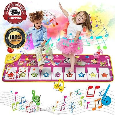 £13.99 • Buy New AOLUXLM Toys For 2+ Year Old Toddlers Piano Mat Gift For Boys Girls Age 1+