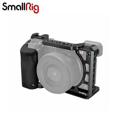 $ CDN54.74 • Buy SmallRig Cage With Silicone Handle For Sony A6100/A6300/A6400 Camera 3164