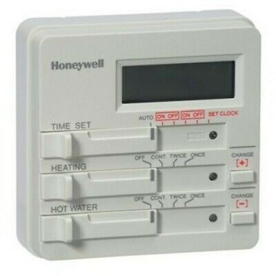 New Honeywell ST699 Central Heating & Hot Water 24 Hr Electronic Programmer • 104.75£