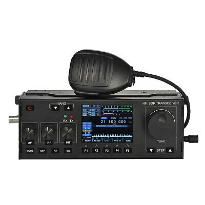 AU672.83 • Buy RS-918 HF Transceiver Amateur Ham Radio SSB AM SDR 0.5-30MHz 10-15W With Cable