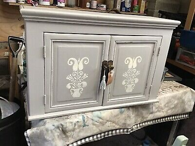 Up Cycled Wall Cupboard • 50£