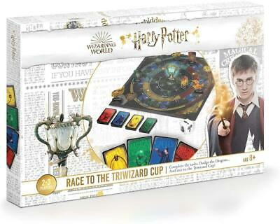 £14.99 • Buy Harry Potter Race To The Triwizard Cup Board Game By Cartamundi