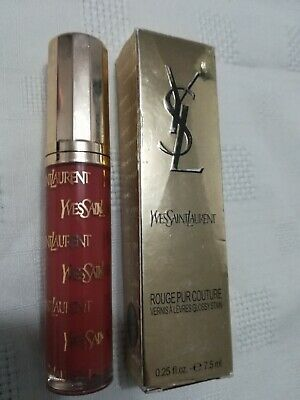 YSL Lip Gloss Lip Stick 7.5ml • 7.99£