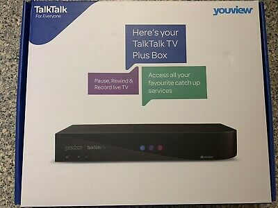 Used Talk Talk Youview Box DN370T • 1.24£