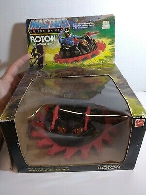 $99.99 • Buy Vintage 1983 Mattel  - Masters Of The Universe Roton With Original Box