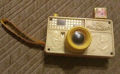 Fisher Price Toys Camera  Vintage Picture Story Camera 1967~ Working Very Rare • 17.50£