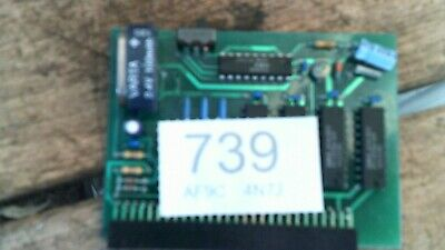 Amiga 500/plus  0.5 Meg  Upgrade Tested Working Slight Battery Leak 739 • 9.99£