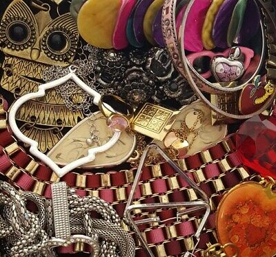 $ CDN39.19 • Buy Vintage Now Unsearched Untested Junk Drawer Jewelry Lot Estate Most Wear L956