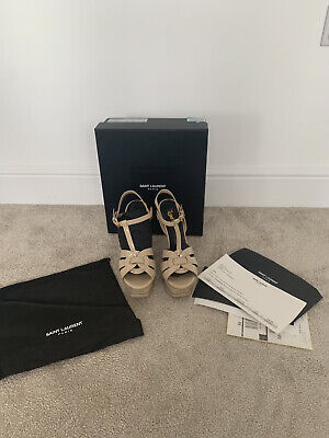 Ysl Shoes Size 5 RRP £695 • 50£