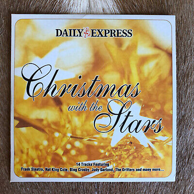 Daily Express Christmas With The Stars Album CD - Frank Sinatra, Bing Crosby • 0.99£