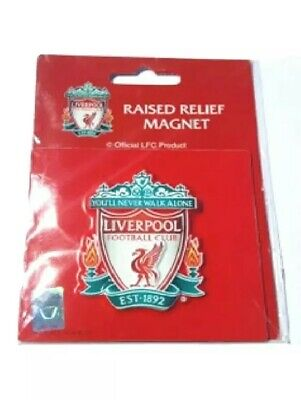 Liverpool Football Club FC Fridge Magnet - Licensed Official Merchandise • 2.99£