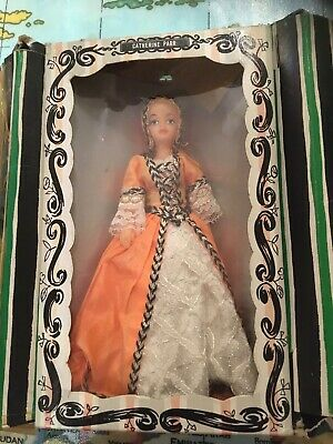 Vintage Rexard 20cm High Doll With Original Box - Catherine Parr • 2.49£
