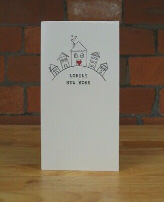 New Home Card • 1.25£