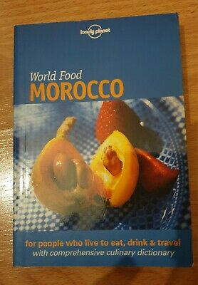 Like New, Lonely Planet: World Food: Morocco, Lahlou, Moncef, Paperback • 2.49£