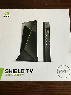 $ CDN299 • Buy Nvidia Shield TV Pro 4K HDR Android TV Brand New In Box Chromecast Built In